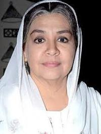 Actress Farida Jalal Contact Details, Residence House Address, Home Town
