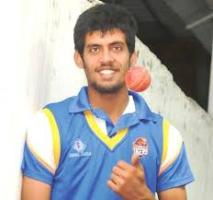 Cricketer Shivil Kaushik Contact Details, House Address, Facebook Account, Biodata