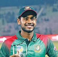 Cricketer Mehedi Hasan Contact Details, Biodata, Social Accounts, Home Town