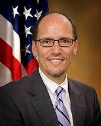 Politician Thomas Perez Contact Details, Social Accounts, Current Location