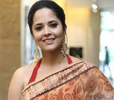 Actress Anasuya Bharadwaj Contact Details, Social Profiles, House Address