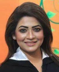 Actress Azmeri Haque Badhon Contact Details, Current Location, Social IDs